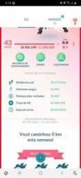 Conta pokemon Go lvl 43