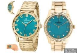 Título do anúncio: Relógio Champion Feminino, 50 metros. Nota fiscal. Valor: 170,00 cada. 100% Originais.