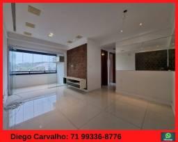 Título do anúncio: Carolina Cavalcante 3 quartos, 1 suíte, varanda, 1 vaga (1) Imbuí