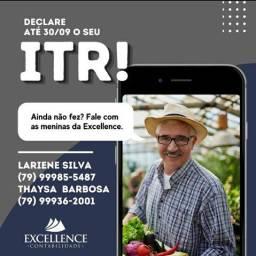 Título do anúncio: ITR- Declaração do Imposto Territorial Rural