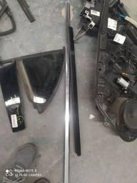 Título do anúncio: Acabamentos da porta traseira esquerda Mercedes a200