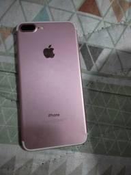 iPhone 7 s plus 128 g , super conservado!!