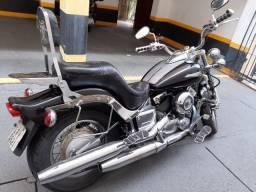 Yamaha drag star  2005 com 65.400KM