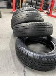 Jogo de pneus 165/70 R14