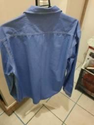 Título do anúncio: Camisa  masculina  ginglers C&A