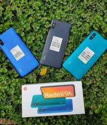 Título do anúncio: Redmi 9A Cinza/Verde/Azul 2+32gb