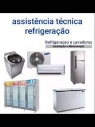 André técnico em Refrigeração O melhor da Região! <br><br>Manutenção e conserto!<br><br>