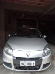 Carro Renault Sandero 2014 1.6 8v com GNV g5