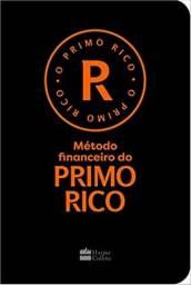 Livro Método Financeiro Do Primo Rico Capa Dura - Novo e Lacrado