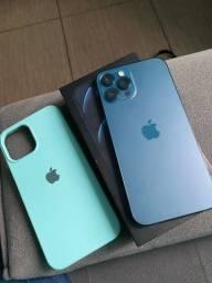 Título do anúncio: iPhone 12 Pro Max 128GB Novo Garantia Apple