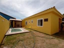 Ca/ casa com 2 quartos e área de lazer 150 mil