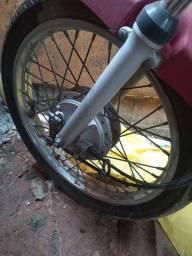 Rodas Honda Fan 125Cc