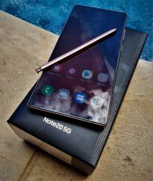 Galaxy Note 20 256gb Bronze (Impecável)