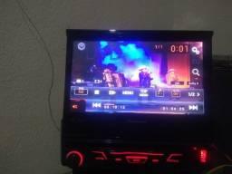 Rádio FM/AM CD,USB Pionner AVH- 3880 DVD