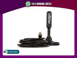 Título do anúncio: Antena Hd Digital interna e externa cabo com 5 metro