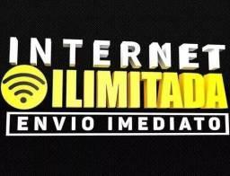 Título do anúncio: Internet móvel ilimitada