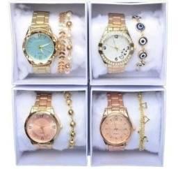 Título do anúncio: Lindos relógios