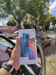 PROMOÇÃO Xiaomi Redmi Note 9 64gb e128gb LACRADO, com Garantia e Nota da loja!!!