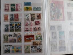 Título do anúncio: Selos postais brasileiros