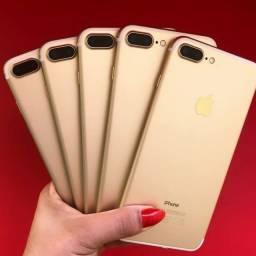 Título do anúncio: iPhone 7 plus 128 GB VITRINE grade A++