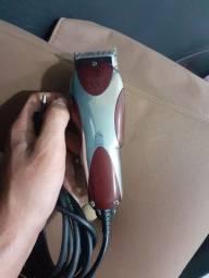 Título do anúncio: Vendo maquina whal Magic cliper , 5 strar