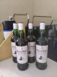 Whisky Black White 150