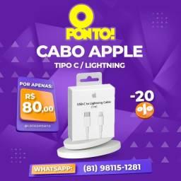 Título do anúncio: Carregador Apple iPhone