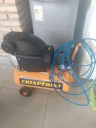 Vendo Compressor Chiaperini 120lb 21 litros