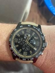 Relógio Festina F20339 - pulseira de couro - novo