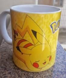 Caneca do Pokémon em porcelana