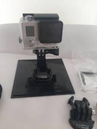Câmera Go Pro Hero 3+ NOVA