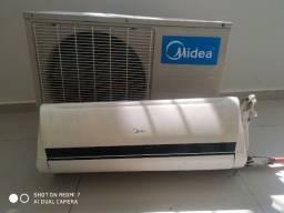 Título do anúncio: Ar condicionado Midea 9000 btu