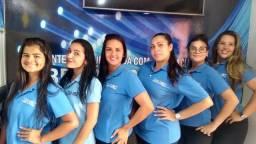 Promoção Equipe de Panfletagem+ Panfletos+ Camisas RJ
