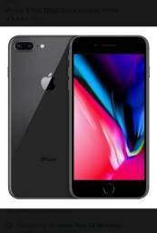 IPhone 8 Plus 64g Preto