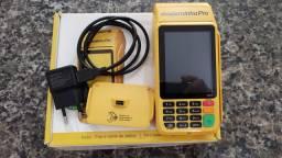 Vendo uma máquina de cartão PagSeguro moderninha pro r$ 150