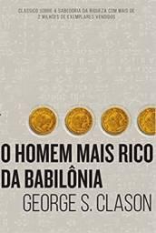 Livro O homem mais rico da Babilônia - Novo e Lacrado