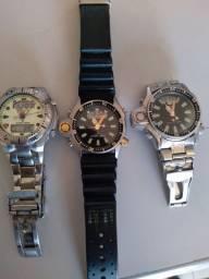Lote Relógios Aqualand