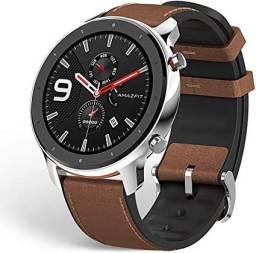 Relógio Smartwatch GTR 47mm Aluminium Alloy e Stainless Steel