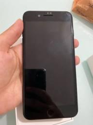 iPhone 7 Plus preto 128gb