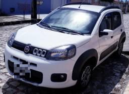 Fiat Uno Way Dualogic completo - 2016