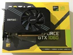 PC I5 placa mae Interl gamer 1060 GB6
