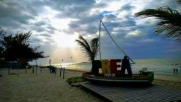 Casa de temporada na praia do preá-jericoacoara