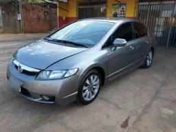 Honda civic lxl 2011 manual 14 mil abaixo da fipe - 2011