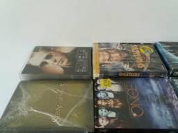 Vendo séries e filmes lacrados!