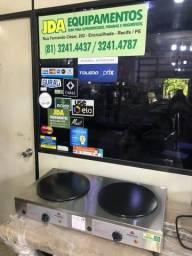 Chapa para crepe elétrica ou gas / simples ou dupla -a partir de r$ 799,00