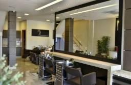 Vendo ponto comercial salão de beleza e estética alto padrão e sofisticação na SHVP DF