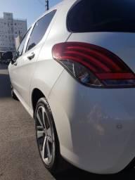 Peugeot 308 Griffe THP 2017 - 2017 comprar usado  Balneário Camboriú
