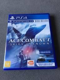 Game Ace Combat 7 - PS4 comprar usado  Sorocaba
