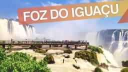 Promoção Excursão Foz do Iguaçu saída de Brasília incluso ônibus, hotel, café da manhã