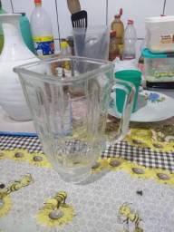 Usado, Copo jarra de vidro liquidificador Oster comprar usado  Manaus